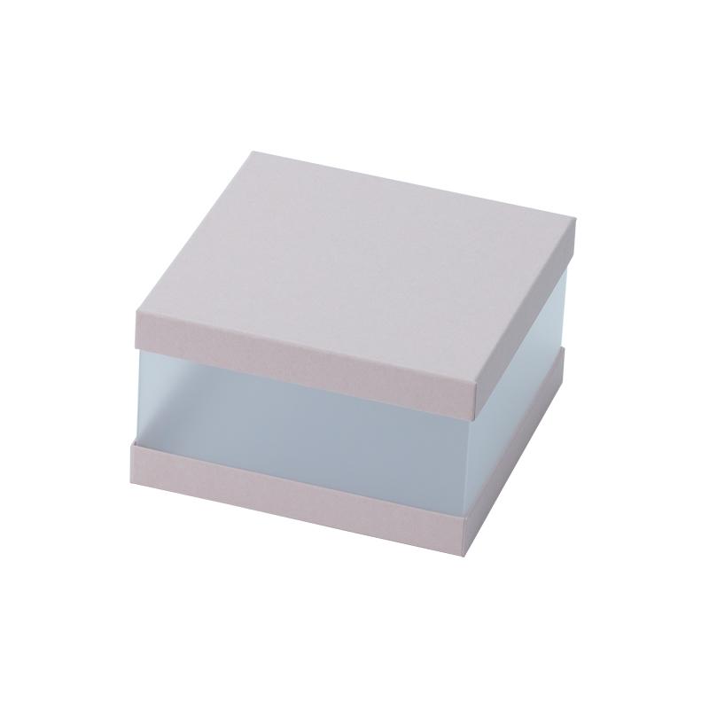 1751 正方形サイドクリアケース さくら