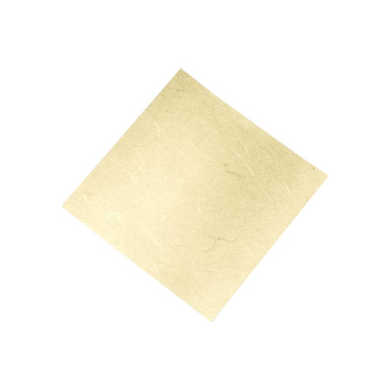 桂敷紙 雲龍6寸 ゴールド