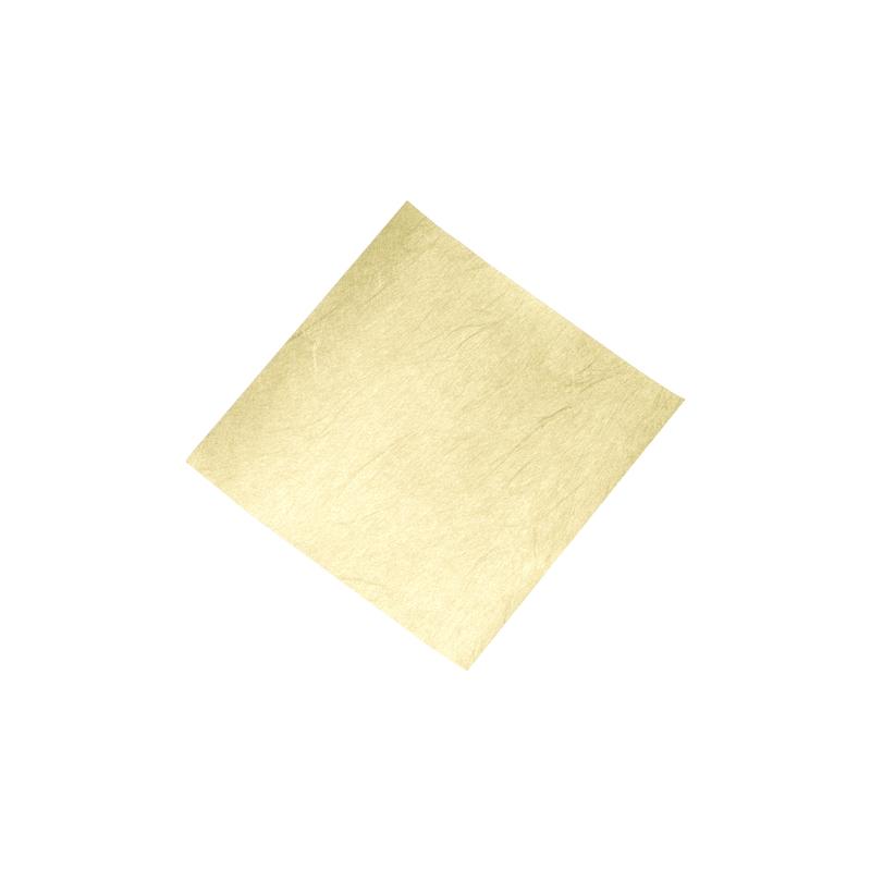 桂敷紙 雲龍5寸 ゴールド