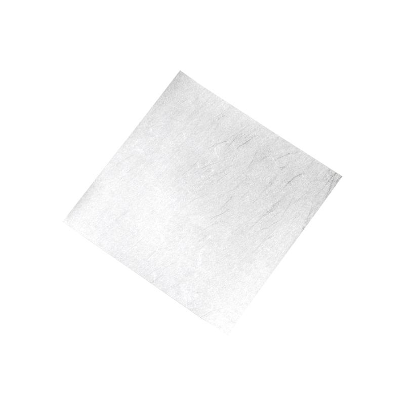 桂敷紙 雲龍6寸 シルバー