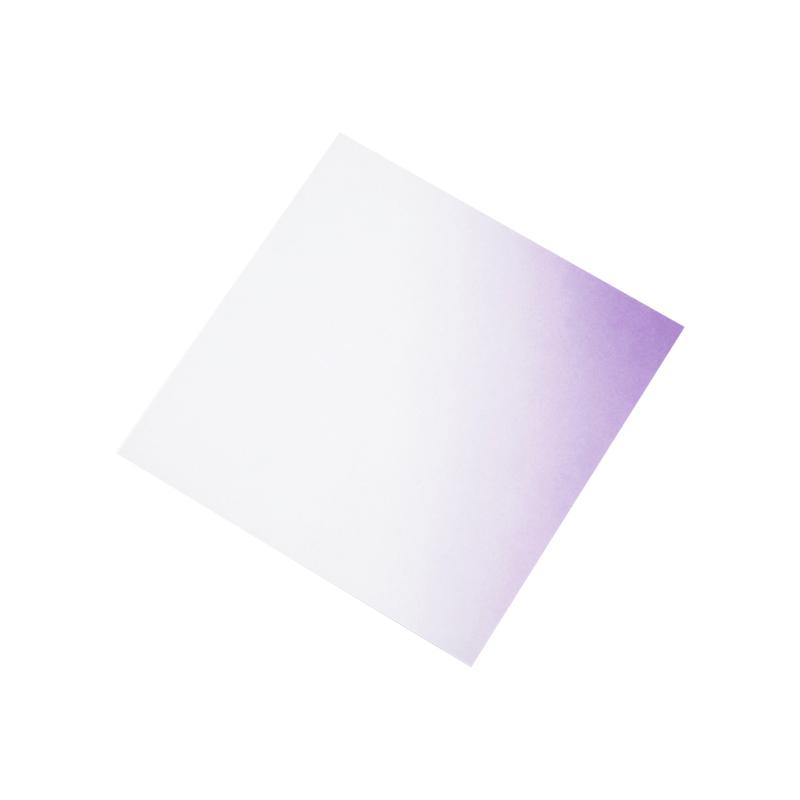 夢敷紙 6寸 パープル